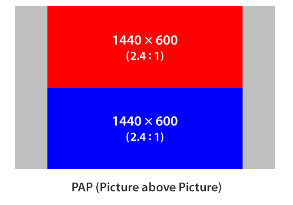 PAP(Picture above Picture)