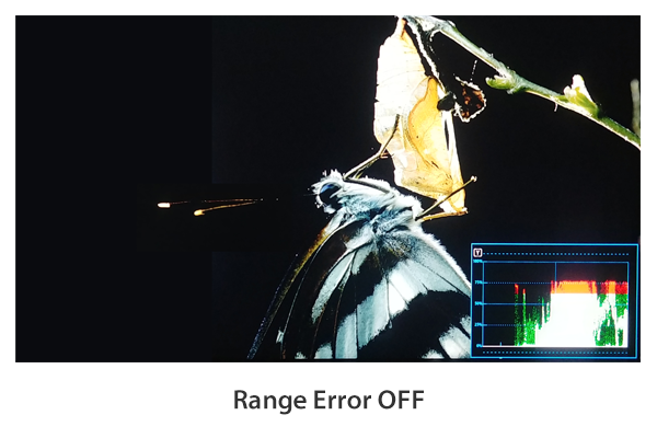 Range Error